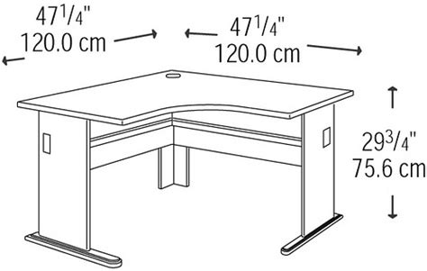 bush corner desk dimensions flickr photo