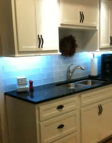 frosted glass backsplash in kitchen frosted sky kitchen backsplash subway tile outlet