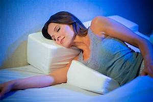 shoulders hurt when sleeping on side video search engine With best pillow for sore neck side sleeper