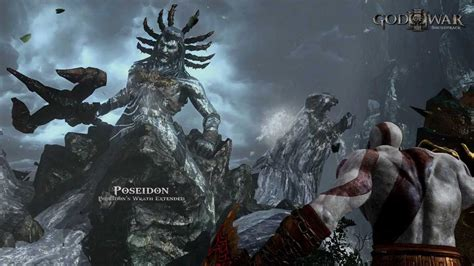God Of War Iii Música Tema Poseidon Soundtrack
