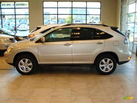 metallic lexus 2008 savannah metallic lexus rx 350 awd 19011569