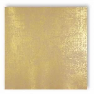 la veneziana 2 marburg tapete 53137 uni ocker hell gold With balkon teppich mit tapeten in gold