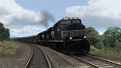 Norfolk Southern Railway Pacific Canadian Train Cp