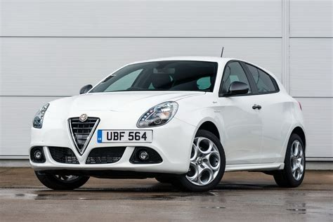Alfa Romeo Giulietta Sprint Launched In The Uk, Priced