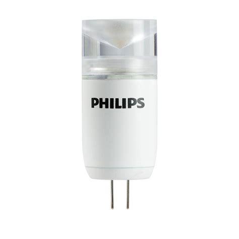 philips 10w equivalent cool white 4000k t3 capsule