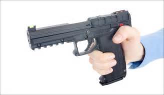 30 Round 22 Magnum Pistol