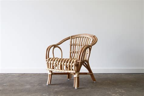 rattan childs chair naturally rattan and