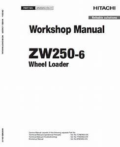 Hitachi Zw250