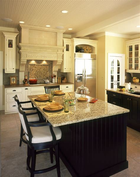 Unfinished Furniture Kitchen Island - kitchen island with breakfast bar and stools kitchen and decor