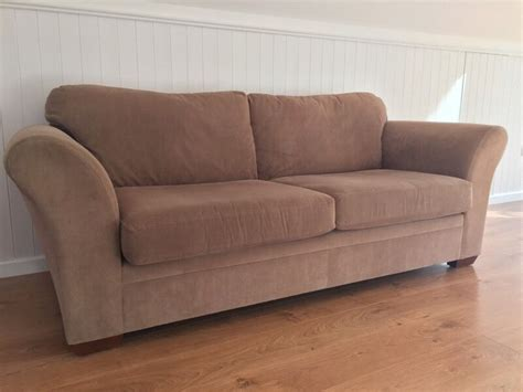 sold  sorento sofa  mink colour  inverness