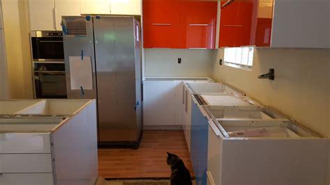 Misc Orange Jarsta And White Ringhult Ikea Kitchen