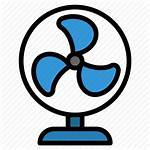 Fan Electric Icon Ventilation Cool Cooler Icons