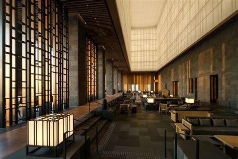 award  interior architecture aman tokyo  kerry hill