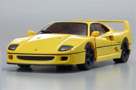 Yellow F40 by Kyosho Product F40 Yellow