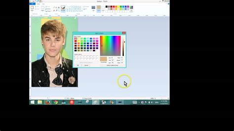color picker tool youtube