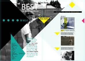 blueprint design ideas photo gallery magazine layout magazine book