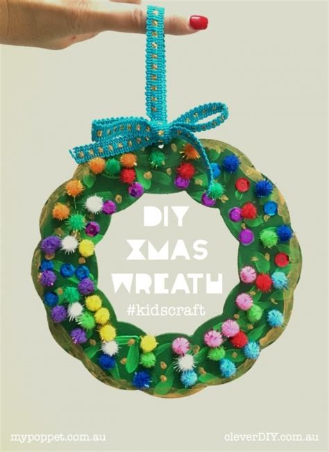 10 Festive & Fun Christmas Crafts For Kids Thegoodstuff
