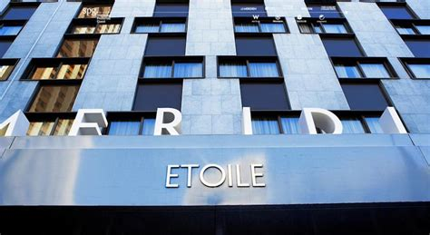 the hotel le m 233 ridien etoile select