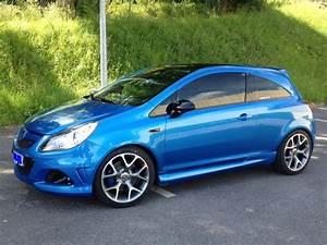 Opel Corsa Bleu : troc echange opel corsa opc sur france ~ Gottalentnigeria.com Avis de Voitures