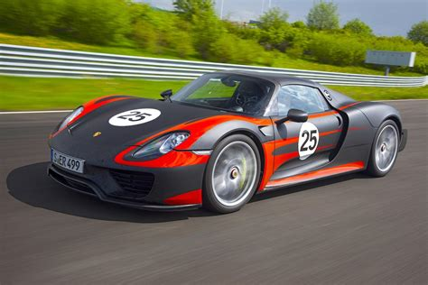 Porsche's 960 Sports Car Will Be A Midengined, 8cylinder