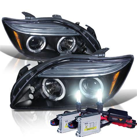 05 07 scion tc eye halo led projector