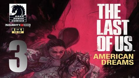 Let´s View The Last Of Us American Dreams Comic 3 Von