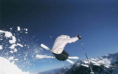 Sci Extrem Gli Skiing Skifahren Narciarstwo Ekstremalne