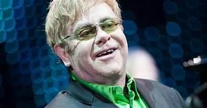 Elton John Regrets Past Drug Use