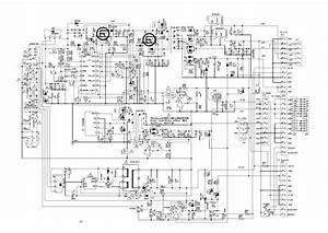 Conrad Fkv7 827 226hb1 Power Supply Sch Service Manual