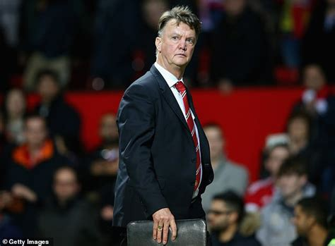 Former Manchester United coach Louis van Gaal officially ...