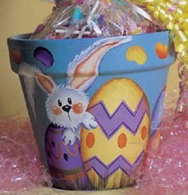 jelly bean  bunny easter pot favecraftscom