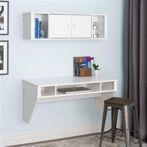 petit bureau bureau suspendu 25 exemples de petits meubles pratiques