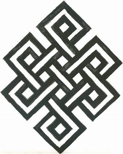 Knot Symbols Tattoo Endless Tattoos Karma Symbol