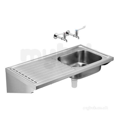 armitage shanks kitchen sink armitage shanks doon sink s5987 no tap holes 120x60 pol ss 4178