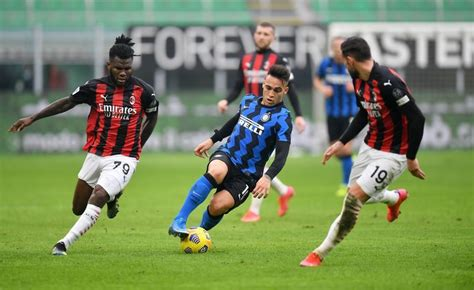Martinez and Lukaku send Inter four clear after derby win ...