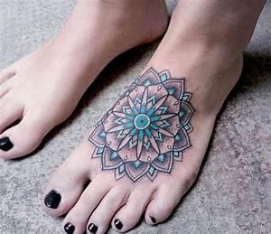 145 Astonishing Mandala Tattoos You Wish You Had