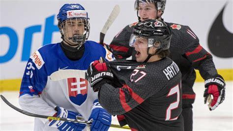 Heitonam 2+1, Kanāda iztur piecu minūšu mazākumu un sagrauj Slovākiju - Hokejs - Sportacentrs.com