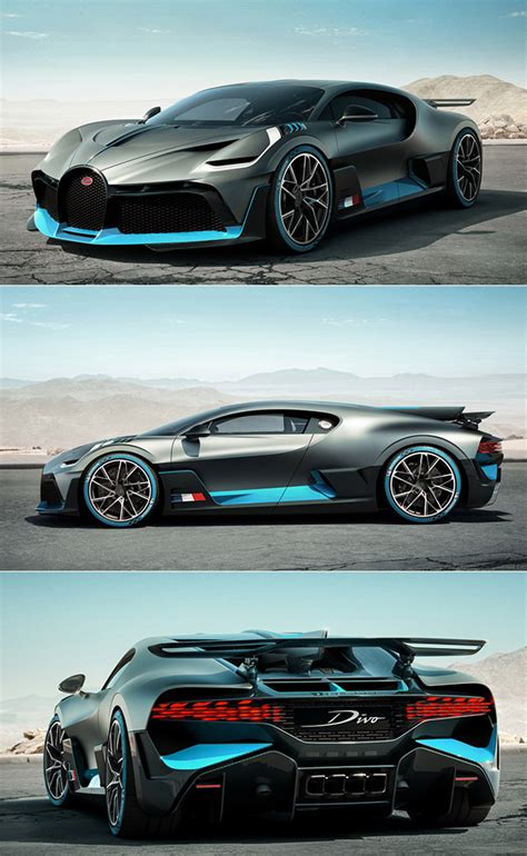As is the tradition the name divo. Bugatti Divo Unveiled, Has 1500HP, Costs $5.8-Million and is Limited to 40-Units - TechEBlog