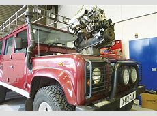 The best ever Defender engines Auto Express