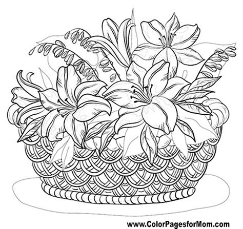 images  coloring pages  pinterest flower