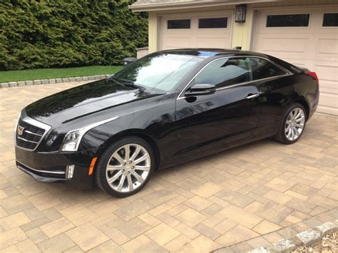 2015 cadillac ats coupe overview cargurus
