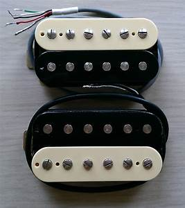 Paul Reed Smith Se Hfs  U0026 Vintage Bass Pickups With