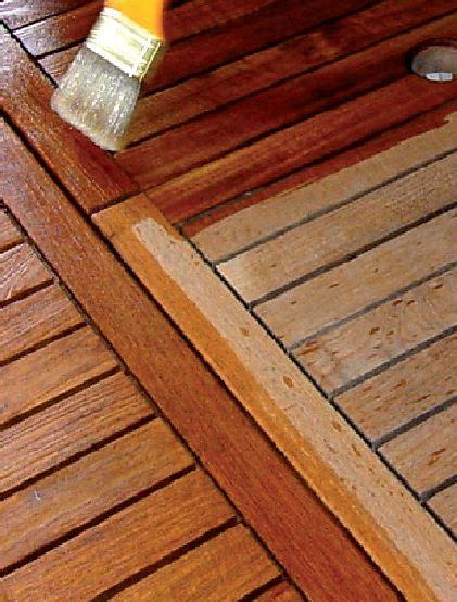 terrasse bois huile ou saturateur nos conseils