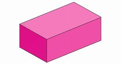 Cuboid Shape 3d Shapes Math Icon Maths
