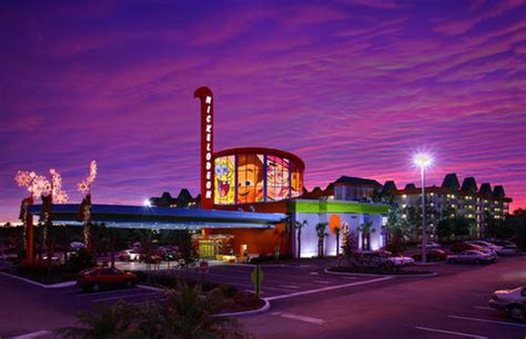nickelodeon suites resort kissimmee hotel null limited