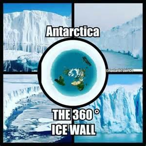 Antarctica Flat Earth Theory
