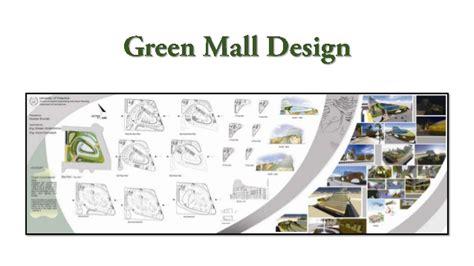 green mall design