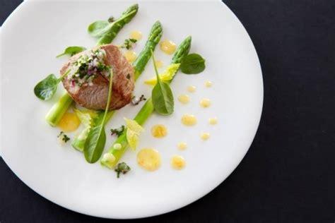 cours cuisine grand chef recette de pavé de veau rôti au céleri condiment acidulé