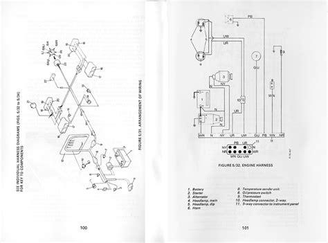990 Wiring Diagram by Wiring Diagrams