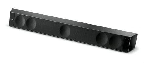 Dimensional Sound And Vision by Focal Dimension Soundbar Speakers At Vision Hifi